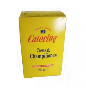 CREMA GB CATERING CHAMPIÑONES 713 GR