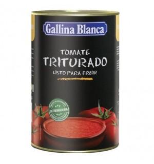 TOMATE NAT. TRITURADO G.BLANCA LT. 4 KG