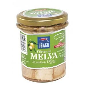 MELVA UBAGO ALMADRABA ACT.OLIVA BT.190GR