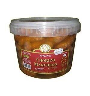 CHORIZO ARCOS ORZA AC.VEG. 2.2 KG