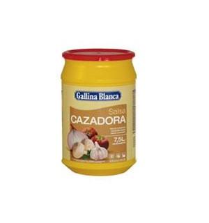 SALSA G.BLANCA CAZADORA 638 GR