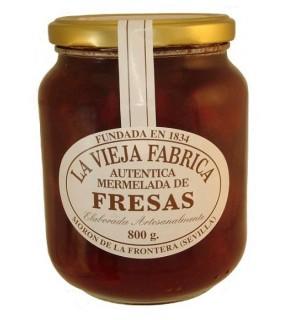MERMELADA V.FABRICA FRESA 800 G