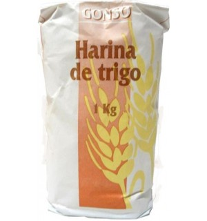 HARINA GONSO TRIGO 1 KG