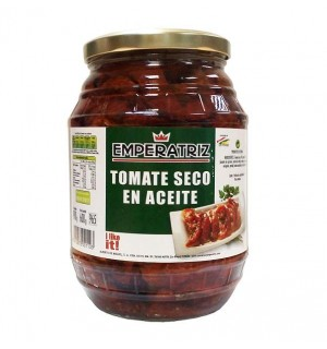TOMATE SECO EMPERATRIZ ACEITE BT. 965 GR