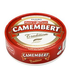 QUESO RENY PICOT CAMEMBERT ENT.250G