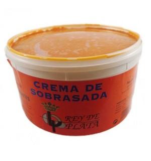 SOBRASADA REY PLATA CREMA 1 KG
