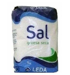 SAL LEDA GRUESA SECA 1 KG