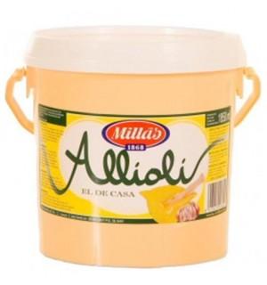 ALLIOLI MILLAS CUBO 1.850 KG