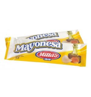 MAYONESA MILLAS PORCIONES 10 ML 200 UN