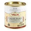 CACAO VALOR PURO POLVO S/AZUC. LT.250 GR