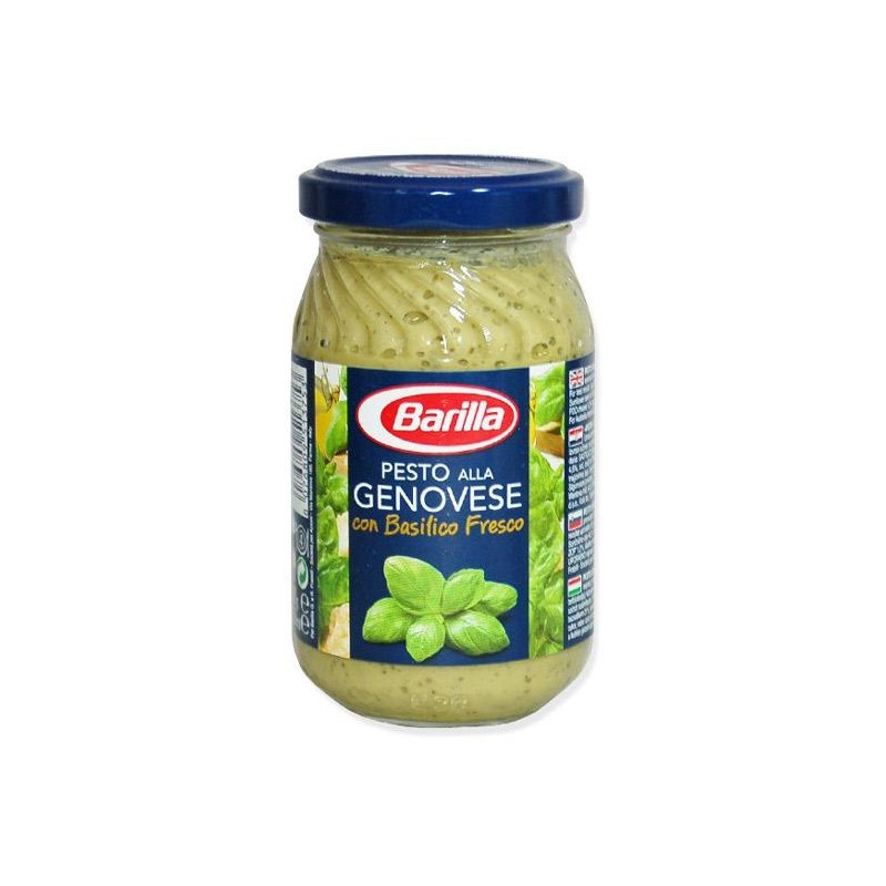 salsa barilla pesto genovese bolsa 500gr distribuciones. Black Bedroom Furniture Sets. Home Design Ideas