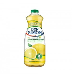 LIMONADA D.SIMON NATURAL PET 1.5 L