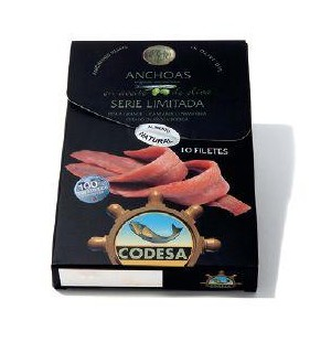 ANCHOAS CODESA SERIE LIMITADA AO. RR-120