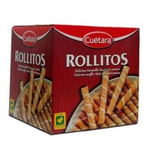 ROLLITOS CUETARA CAJA 1.200 KG