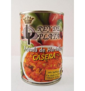 FRITADA HORTAL. R.PLATA CASERA LT. 420 G