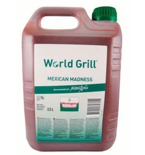 WORLD GRILL VERSTEGEN MEXICAN GF.2.5 L