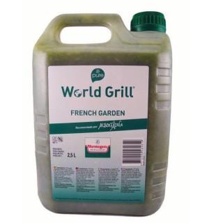 WORLD GRILL VERSTEGEN FRENC.GARD GF.2.5L