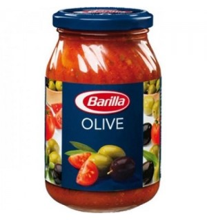SALSA BARILLA OLIVE BT.400 GR
