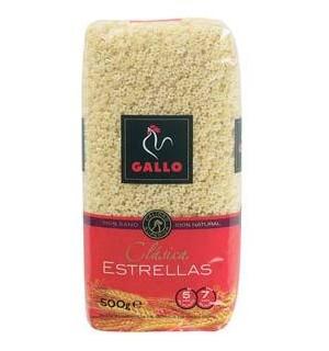 ESTRELLAS GALLO 500 GR