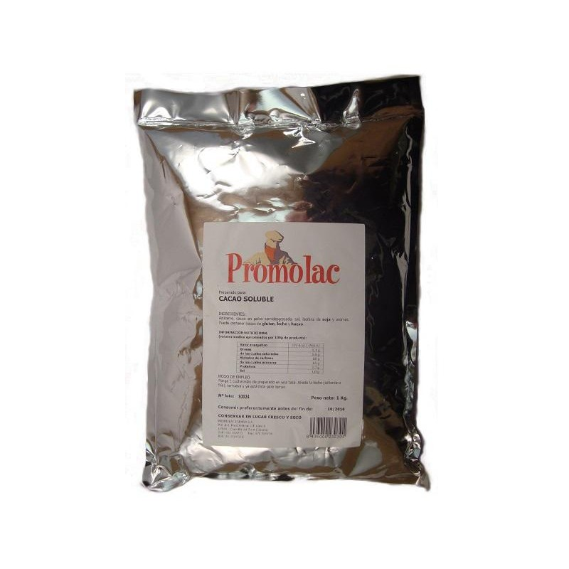 CACAO PROMOLAC SOLUBLE 1 KG