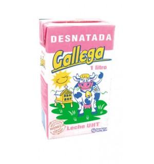 LECHE GALLEGA DESNATADA BK. 1 L