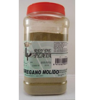 OREGANO REY PLATA MOLIDO 520 GR