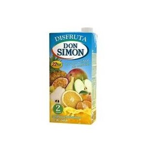DISFRUTA D.SIMON TROPICAL BK. 1 L