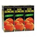 ZUMO D.SIMON MELOCOTON BK. 20 CL PK-6