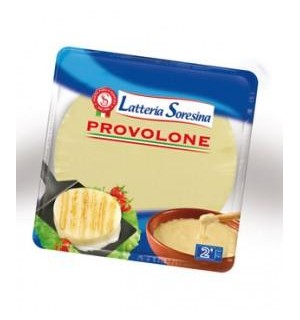 QUESO SORESINA PROVOLONE NATURAL 200 GR