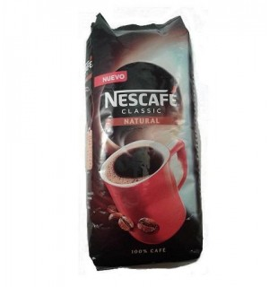 CAFE NESCAFE SOLUB. NATURAL BOLSA 500 GR