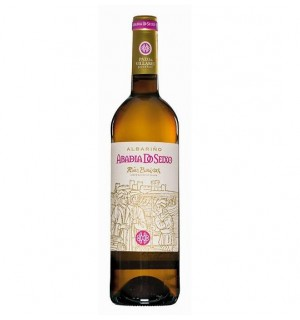 VINO ABADIA DO SEIXO BLANCO 3/4 L