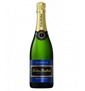 CHAMPAGNE NIC. FEUILLATTE BRUT RVE.75 CL