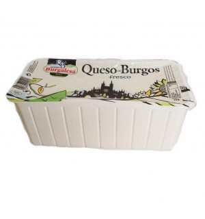 QUESO BURGALESA BURGOS 1 KG