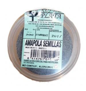 AMAPOLA REY PLATA SEMILLAS TARR. 200 GR