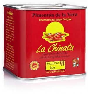 PIMENTON CHINATA VERA PICANTE LT.350 GR