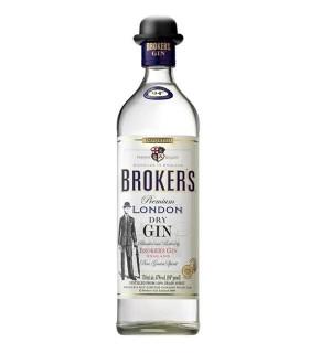 GINEBRA BROKER'S 70 CL