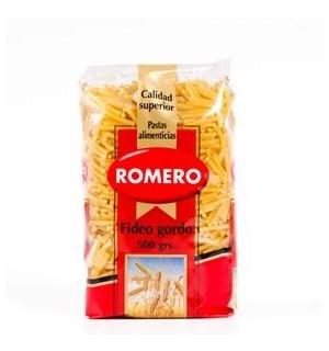 FIDEO ROMERO GORDO 500 GR