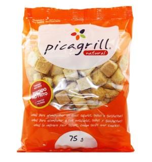 PICAGRILL NATURAL BOLSA 75 GR