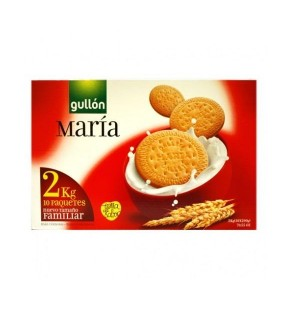 GALLETAS GULLON MARIA LECHE 2 KG