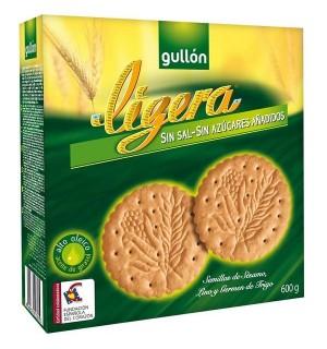 GALLETAS GULLON LIGERA PK-4*180 UN