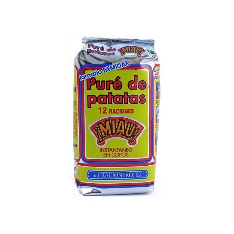 PURE DE PATATAS MIAU 330 GR