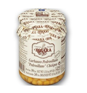 GARBANZO ROSARA PEDROS. NAT.EXT. BT.390G