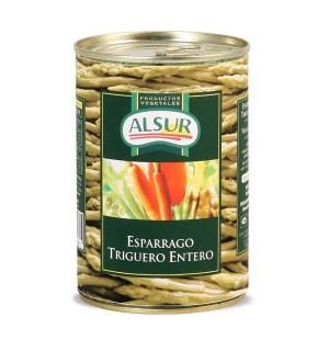 ESPARRAG. ALSUR VERDE ENTERO LT.390 GR