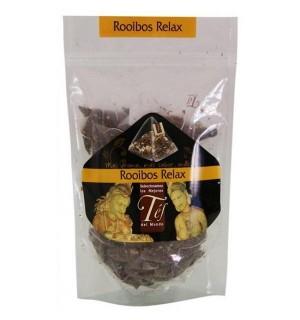 INF. T.MUNDO ROOIBOS RELAX 40 PIRAMIDES
