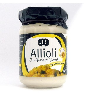 ALLIOLI JR AC.GIRASOL 135 ML