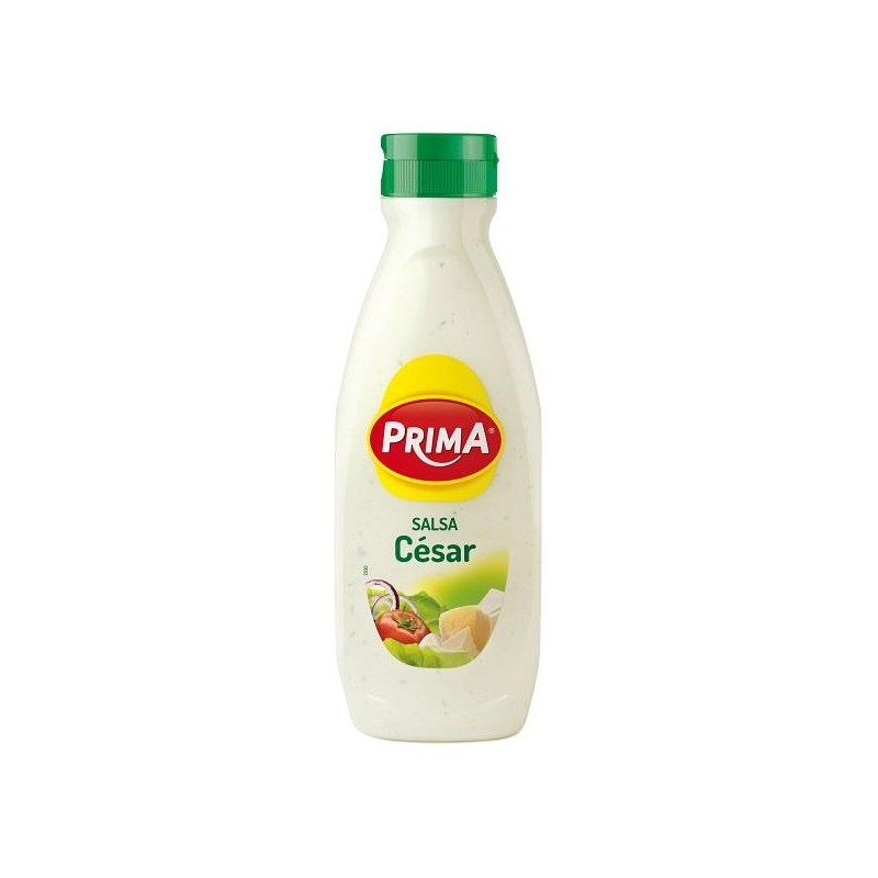 SALSA PRIMA CESAR BT.725 ML