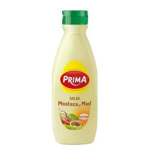 SALSA PRIMA MOSTAZA-MIEL BT.725 ML