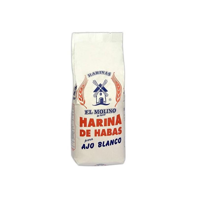 HARINA EL MOLINO DE HABAS 500 GR