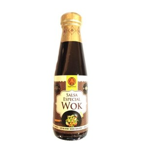 SALSA TIGER KHAN WOK 200 ML