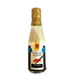 VINAGRE ARROZ TIGER KHAN P/SUSHI 200 ML